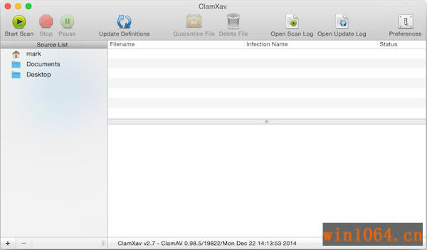 mac杀毒软件ClamXav免费下载2020