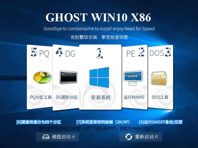 原版Ghost win10系统镜像iso制作详细说明